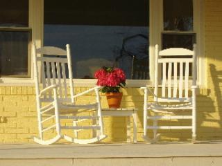 High Fields front porch chairs