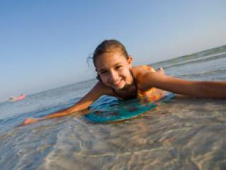 Worlds Safest Beach