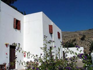Three Brothers Studios in Lindos, Rhodes