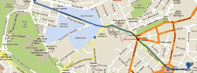 Map - Studio vs Colosseum
