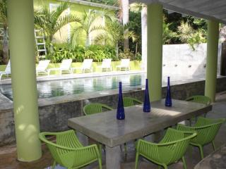 Palm Cottages - The Pool Cottage - LUSH TROPICAL PARADISE, Vieques
