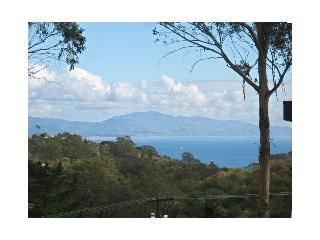 Charming Home: Ocean Views, Hot Tub, 1 Mi to Dwntn, Santa Bárbara