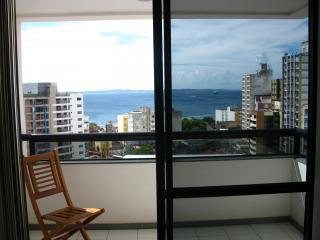 Furnished Apartment with Ocean View, Salvador