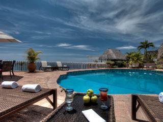 Celeste de Villa hermosa en Puerto Vallarta