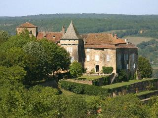 Chateau Figeac Chateau Figeac, Southern France Chateau rental, holiday chateau