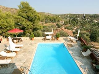Spetses Villas Villa rentals in Spetses, Greece, Agioi Anargyroi