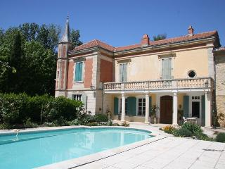 Tarascon Manor House Holiday Villa rental in Tarascon - Provence - Rent this
