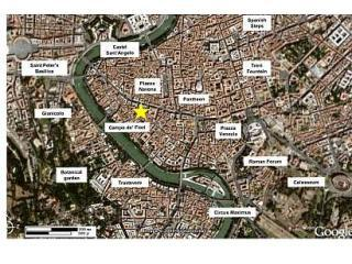 Lovely ! Rome heart  -2/4 p Internet- LAST MINUTE