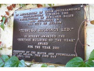 Premio 'Edificio patrimonio dell'anno' Nelson