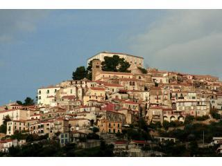 The old town of Castellabate