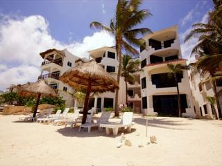 Incredible Ocean View, Recently Updated! Luna Azul 6, Akumal