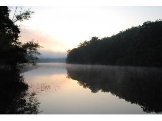 Sunrise at Our Peaceful Cove