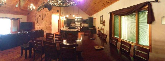Panoramic view of the Dining Room!