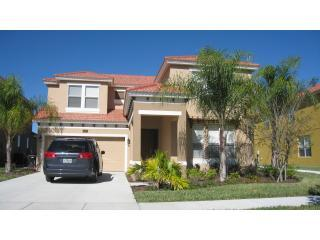 Luxury Lakeside Bellavida Villa 4Bed near Disney, Kissimmee