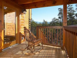 Far Horizon Cabin #1 Choice for Lodging in the Great Smoky Mountains