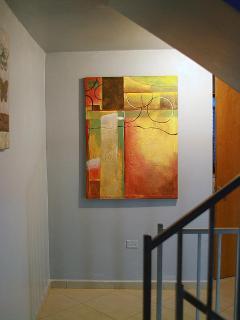 bedrooms hallway
