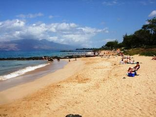 Kamaole Sands #10-111 Ocean View Inner Court Ground Floor 1/2 Sleeps 4, Kihei