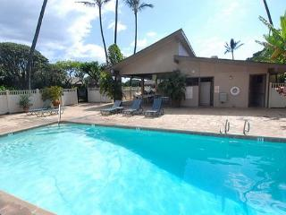 Kihei Akahi #D-112 1Bd/1Ba, Ground Floor, Across from Kamaole Beach, Sleeps 4