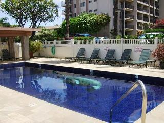 Kamaole Beach #1 is just across from Kihei Akahi  1Bd/1Ba  Great Rates!!