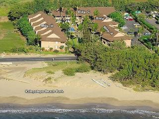 Kihei Bay Vista A 201 Ocean View 1/1 Steps From Beach Great Rates!