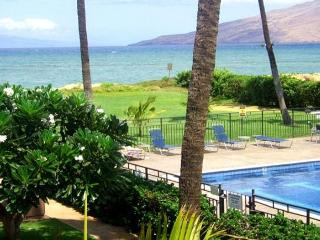Waiohuli Beach Hale D-225 Ocean View, Renovated Oct '16 Sleeps 4 Great Rates!, Kihei