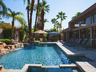 Rancho Mirage Tamarisk Villa