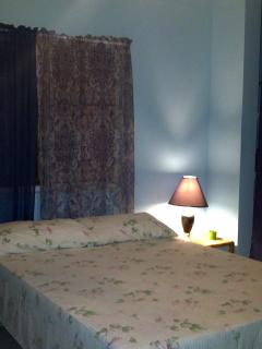 4th bedroom Double Sea Blue room