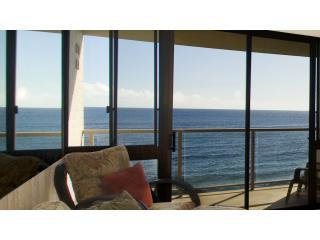 Kuhio Shores 313..Stunning Dreamy Oceanfront Condo with A/C