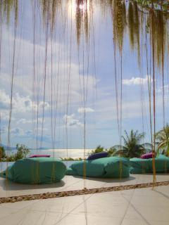 Pool Terrace Facing West