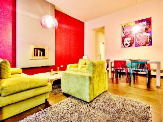 Basilica luxury 72 sqm 2br A/C wifi apartment, Budapeste