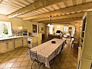 Villa Rental in Provence, Roussillon - Mas Roussillon, Gargas