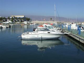 Marina and yacht club, Roquetas de Mar
