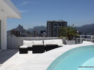 Rio037 - cobertura em Ipanema com piscina e vista para o mar, Río de Janeiro