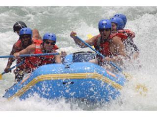 Domingo River Rafting
