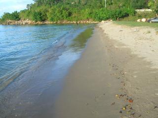 Private Beach a few minutes walk from Villa
