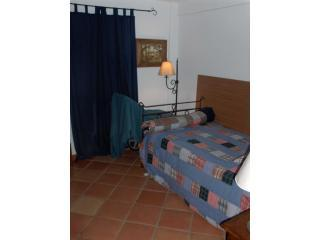 Bedroom 3 has a single bed, room for one of our 3 Aero-beds