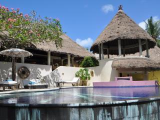 Villa Natalie 'exuded space, charm & tranquility', Canggu