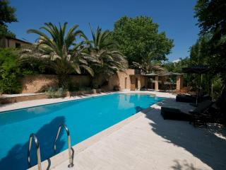 Luxury Villa Tuscany pool, tennis court private