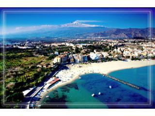 Sea View - Naxos Bay and Taormina - Best Location!, Giardini-Naxos