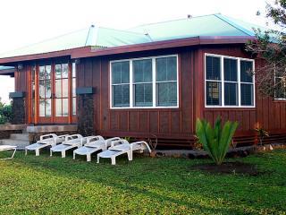Kimsey Beach Cottage Front