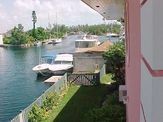 Vacation Rental at Waterway Condos Bahamas