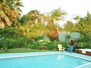 82F Heated POOL & Beach Family & Pet Friendly 4BR Home, Carlsbad