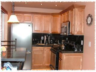 Gourmet Kitchen, stainless appliances, granite counters
