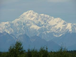 Mt. McKinley - go flightseeing!