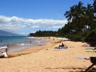 Keawakapu Beach, A Short Stroll From The Palms at Wailea