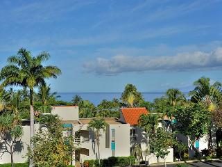 Palms at Wailea #1105 Lovely Ocean View, 2Bd 2Bath, Great Rates! Sleeps 4