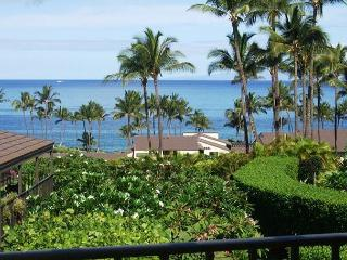 Wailea Elua #2110 2Bd/2Ba, 2nd Flr Gorgeous Ocean View, Central Air, Sleeps 5