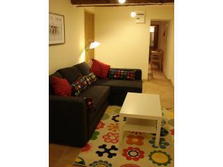 Living room in apartment Renoir