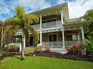 Hale Ohana - Kekaha Luxury Beach Front Home