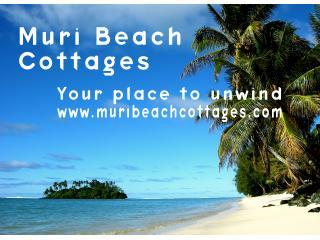 Muri Beach Cottages